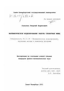 Моделирование доклад по информатике короткий 3582